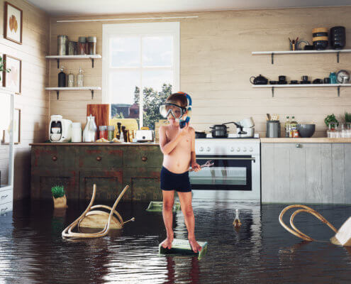 Facts about your home insurance policy and water heaters for your home in Georgia